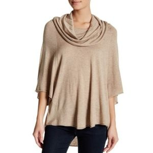 Joie Celia Cowl Neck Pullover Sweater, Oatmeal